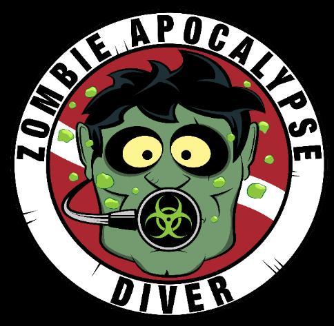 SA Scuba Shack  | Zombie Apocalypse Diver Course